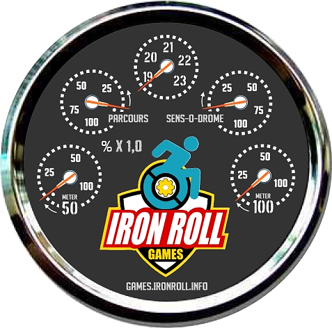 Iron Roll Games